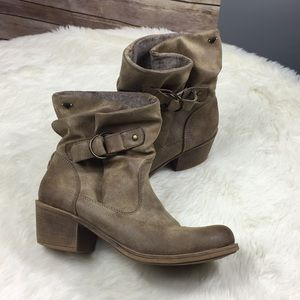 Roxy Shoes - Roxy Tan Booties